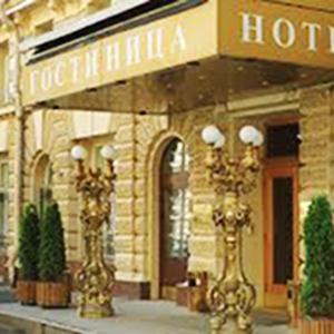 Гостиницы Быкова
