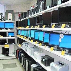 Компьютерные магазины Быкова