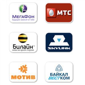 Операторы сотовой связи Быкова