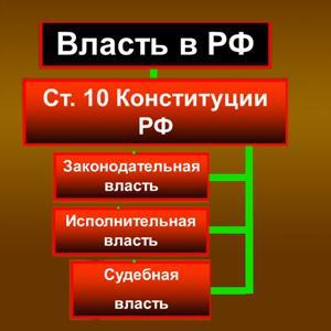 Органы власти Быкова
