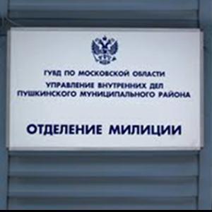 Отделения полиции Быкова