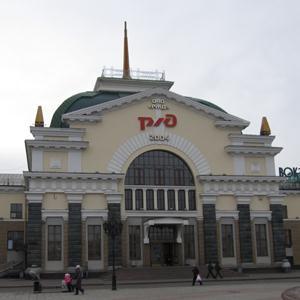 Железнодорожные вокзалы Быкова